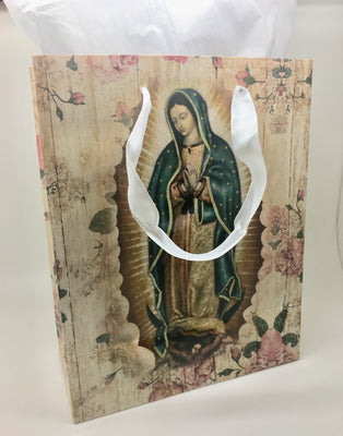 Our Lady of Guadalupe Gift Bag (Medium) - Unique Catholic Gifts