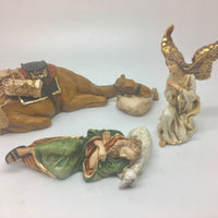 "St. Joseph's First Dream- 3 Piece Set  4"" - Unique Catholic Gifts"