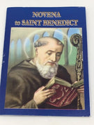 Novena to St. Benedict Booklet - Unique Catholic Gifts