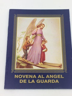 Novena al Angel de La Guarda - Unique Catholic Gifts