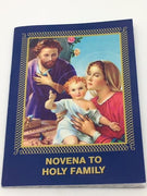 Novena to Holy Family Booklet - Unique Catholic Gifts