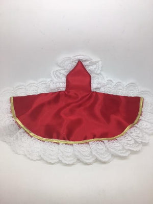 Red Vestment for 8