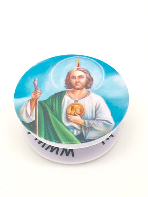 St. Jude Holy Sockets Pop Socket Cell Phone Accessory
