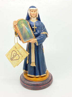 St Faustina Statue 8