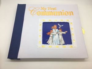 My First Communion Keepsake Album - Unique Catholic Gifts
