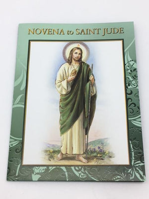 Saint Jude Novena book - Unique Catholic Gifts