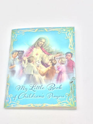 My Little Book of Children's Prayers - Unique Catholic Gifts