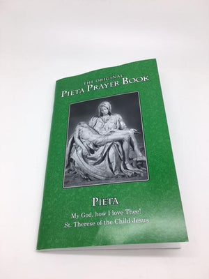 The Pieta Prayer Book Large Print - Unique Catholic Gifts