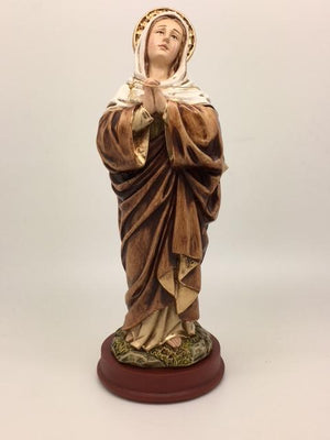 Our Lady of Sorrows Statue Hand Painted (8 1/2