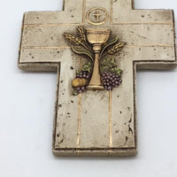 "Chalice Cross (6 1/2"") - Unique Catholic Gifts"