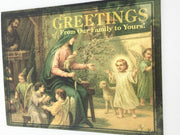 From Our Family to Yours, You are Always in Our Prayers Greeting Card - Unique Catholic Gifts