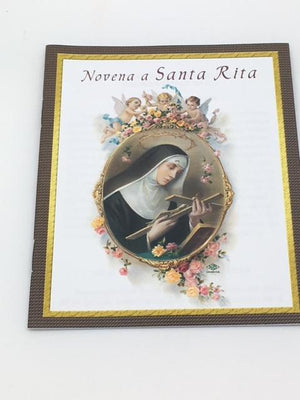 Novena a Santa Rita - Unique Catholic Gifts