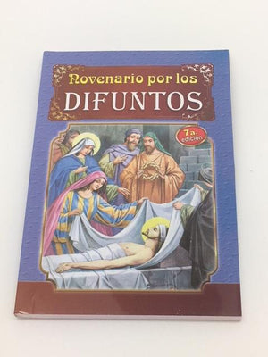 Novenario por los Difuntos 7a Edicion - Unique Catholic Gifts