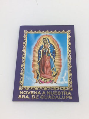 Novena a Nuestra Sra. de Guadalupe - Unique Catholic Gifts