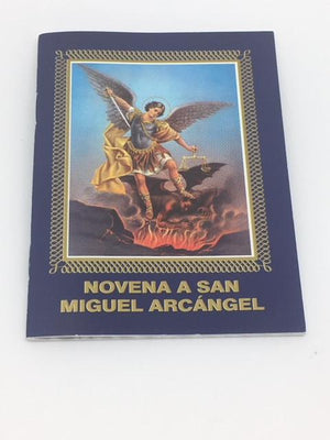 Novena a San Miguel Arcangel - Unique Catholic Gifts