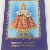 Novena al Nino Jesus de Praga - Unique Catholic Gifts