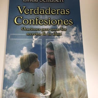 Verdaderas Confesiones by Linda Schubert - Unique Catholic Gifts