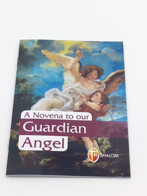 A Novena to Our Guardian Angel. - Unique Catholic Gifts