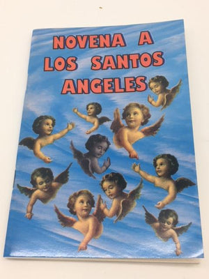 Novena a los Santos Angeles - Unique Catholic Gifts