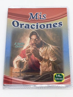 Libro de Bolsillo: Mis Oraciones - Unique Catholic Gifts