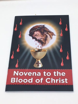 Novena to the Blood of Christ - Unique Catholic Gifts