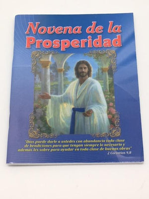 Novena de la Prosperidad - Unique Catholic Gifts