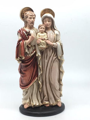Holy Family Statue (9