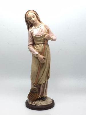 Our Lady of the Kitchen Statue (10 1/2