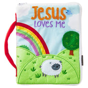 Jesus Loves Me Activity Busy Bag - Unique Catholic Gifts