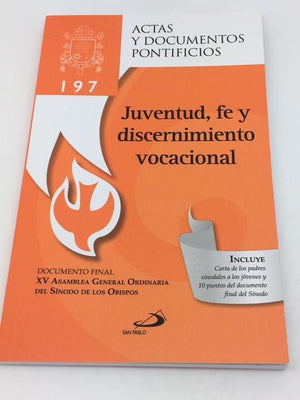 Jeventud, Fe y Discernimiento Vocacional - Unique Catholic Gifts