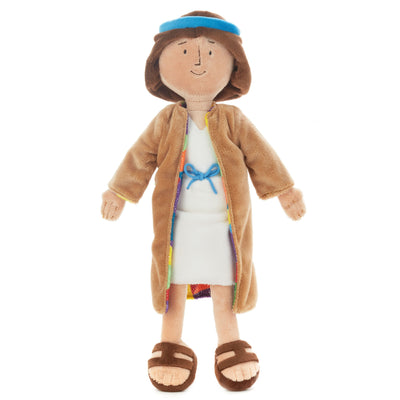 Joseph and the Coat of Many Colors Stuffed Doll, 13