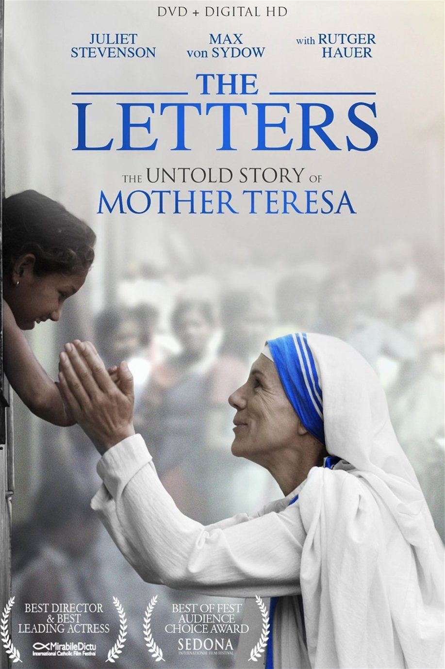 The Letters: The Untold Story of Mother Teresa DVD - Unique Catholic Gifts