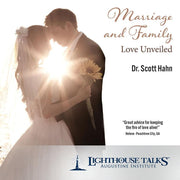 Marriage and Family - Love Unveiled (CD)by Scott Hahn