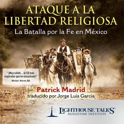 Ataque a la Libertad Religiosa (en Espanol) by Patrick Madrid - Unique Catholic Gifts