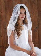 "36"" Lace Mantilla Veil - Unique Catholic Gifts"