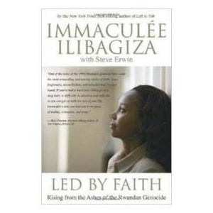 Led by Faith by Immaculee Ilibagiza - Unique Catholic Gifts