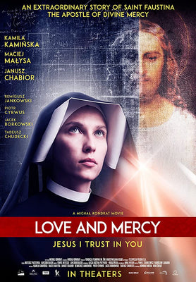 Love and Mercy: Faustina - Unique Catholic Gifts