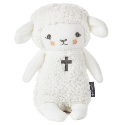 Lullaby Lamb Interactive Stuffed Animal - Unique Catholic Gifts