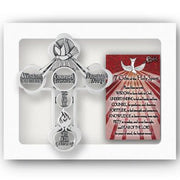 Holy Spirit Message Cross (Confirmation) - Unique Catholic Gifts
