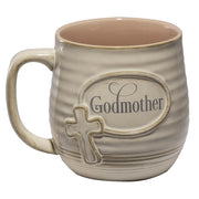 Thank You Godmother Mug - Unique Catholic Gifts