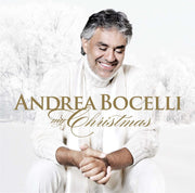 My Christmas Andrea Bocelli (CD) - Unique Catholic Gifts