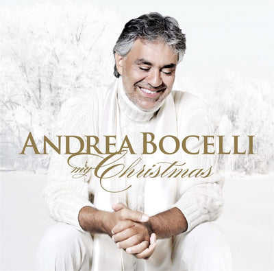 My Christmas Andrea Bocelli (CD)