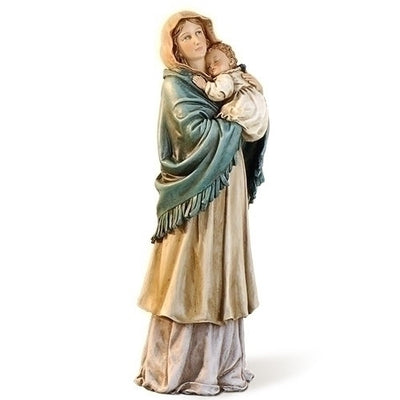 Madonna of the Streets Statue 9 1/4