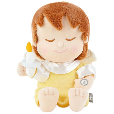 Mary's Angels Angel Stuffed Animal With Light and Sound, 8
