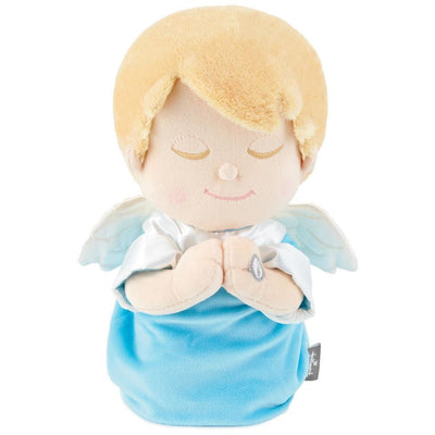 Mary's Angels Bedtime Prayer Angel Stuffed Animal With Sound, 9.5