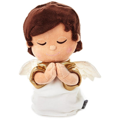 Mary's Angels Lord's Prayer Angel Stuffed Animal With Sound, 10.75