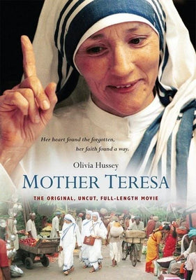 Mother Teresa DVD. jmj