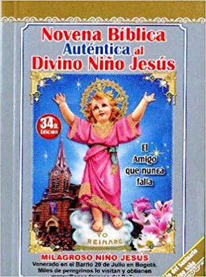 Novena Biblica a Divino Nino Jesus - Unique Catholic Gifts