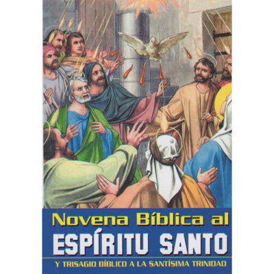 Novena Biblica a Espiritu Santo - Unique Catholic Gifts