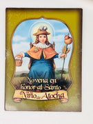 Novena en honor al Santo Nino de Atocha - Unique Catholic Gifts